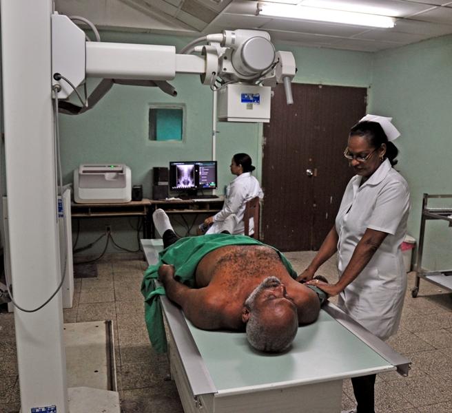 El empleo de la digitalización con el programa Imagis 2.0 optimiza el flujo de trabajo en los servicios de imagenología de los hospitales Dr Agostinho Neto; Pedro Agustin Pérez, ambos de Guantánamo, y Octavio de la Concepción, en Baracoa.