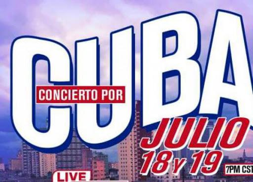 Concierto por Cuba