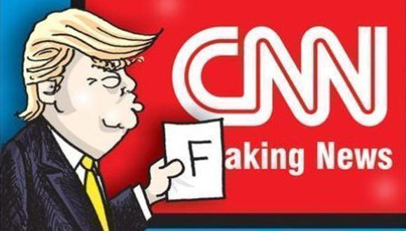cnn fake news trump 580x330