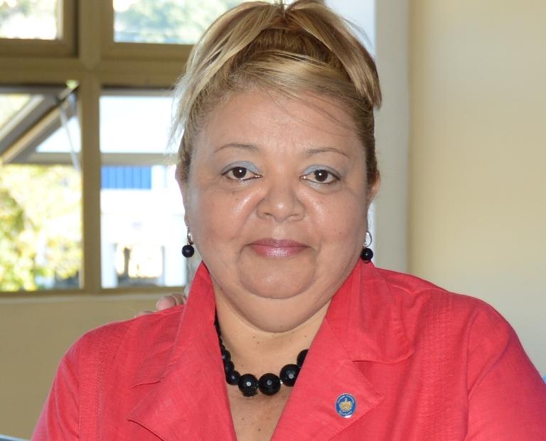 Nancy Acosta Hernández, presidenta de la Asamblea Provincial del Poder Popular.