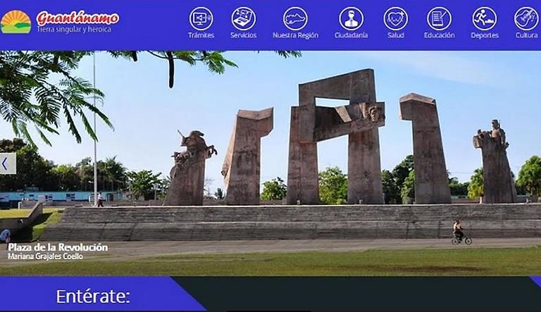 portal ciudadano guantanamo