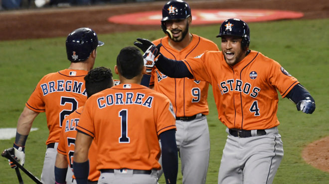 1astros de houston