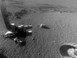 La NASA descubre rayas en el suelo de Marte