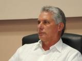 Saludan en Perú a nuevo presidente de Cuba