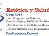 En Cuba Segundo Congreso Internacional de Estética, Cosmetología y Medicina Estética