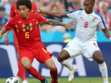 Panamá llegó hasta donde pudo con Bélgica