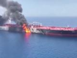 Trump acusa a Irán de los ataques a petroleros en el golfo de Omán