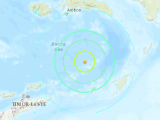 Un terremoto de magnitud 7,3 se registra cerca de las costas de Indonesia