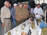 Visitó Raúl Empresa Militar Industrial en Mayabeque