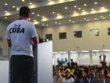 Condenan jóvenes del mundo al imperialismo yanqui