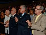 Preside Díaz-Canel gala de apertura de la AFIDE