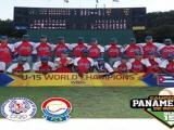 Cuba vence a Colombia en Panamericano sub-15 de Béisbol