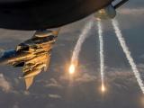 Coalición internacional bombardea Deir ez Zor con fósforo blanco