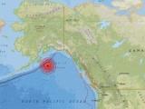 Terremoto de magnitud 8,2 en Alaska