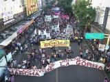 La Marcha de la Gorra en Argentina