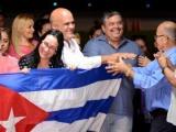 Arribó a Cuba desde Brasil grupo de médicos cubanos