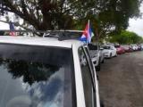 Realizan caravana en Miami en rechazo a medidas de Trump contra Cuba