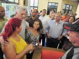 En medio del dolor, Cuba acompaña