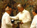 Preside Díaz-Canel acto de juramento de nuevos embajadores cubanos