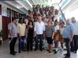 Presidente cubano inicia visita a Santiago de Cuba