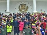 ANC de Venezuela juramenta gobernadores electos en comicios regionales