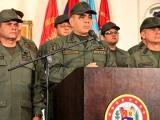 """Militares venezolanos a Trump: """"Van a tener que pasar por nuestros cadáveres"""""""