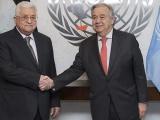 Palestina asume la presidencia del G77 más China