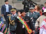 Evo Morales resalta logros sociales y económicos en 13 años de Gobierno
