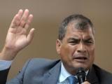 Correa denuncia que un periodista ecuatoriano amenazó con dispararle en Bélgica