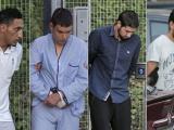 Comienza interrogatorio a los cuatro detenidos por atentados en Barcelona