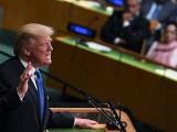 Trump dice en ONU que continuará bloqueo contra Cuba
