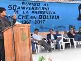 Presidente Evo Morales anuncia actividades en homenaje el Che