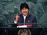 Evo condena injerencia de EE.UU. en Venezuela y bloqueo contra Cuba