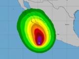 Norma se convertirá en huracán, afectará Baja California Sur, México
