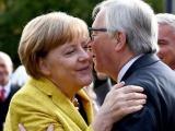 """""""La UE necesita, ahora más que nunca, un Gobierno alemán fuerte"""", afirma Juncker"""