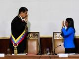 Nicolás Maduro jura como presidente ante la Asamblea Nacional Constituyente