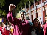 Líderes mundiales felicitan a Nicolás Maduro por su reelección