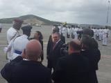 Raúl Castro llega a Antigua y Barbuda para asistir a Cumbre CARICOM-Cuba