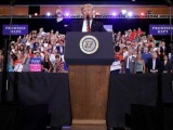 """Trump reafirma que construirá el muro con México aunque tenga que """"paralizar"""" el Gobierno"""