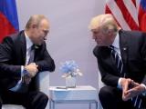 Arranca la primera cumbre bilateral de Putin y Trump
