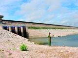 Zaza, mayor embalse de Cuba con poca agua