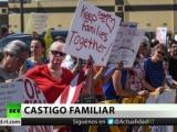 La ONU insta a EE.UU. a acabar con separación de familias inmigrantes