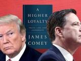 Sale al mercado en EE.UU. libro de exdirector del FBI