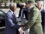 A Kofi Annan, nuestro infinito reconocimiento