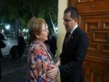 Alta comisionada de la ONU para DD.HH. continúa en visita a Venezuela