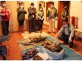 Universidad de EE.UU. repatriará a Bolivia momia prehispánica