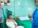 Evolucionan favorablemente cubanos lesionados en festejo popular
