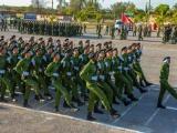 Celebran en Las Tunas aniversario 57 del Ejército Oriental