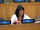 Cuba llama en ONU a concentrar esfuerzos para erradicar la pobreza