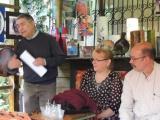 Debaten cubanos residentes en Ecuador medidas migratorias actuales